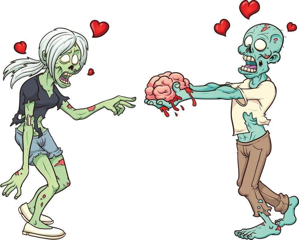 Los zombis también se enamoran